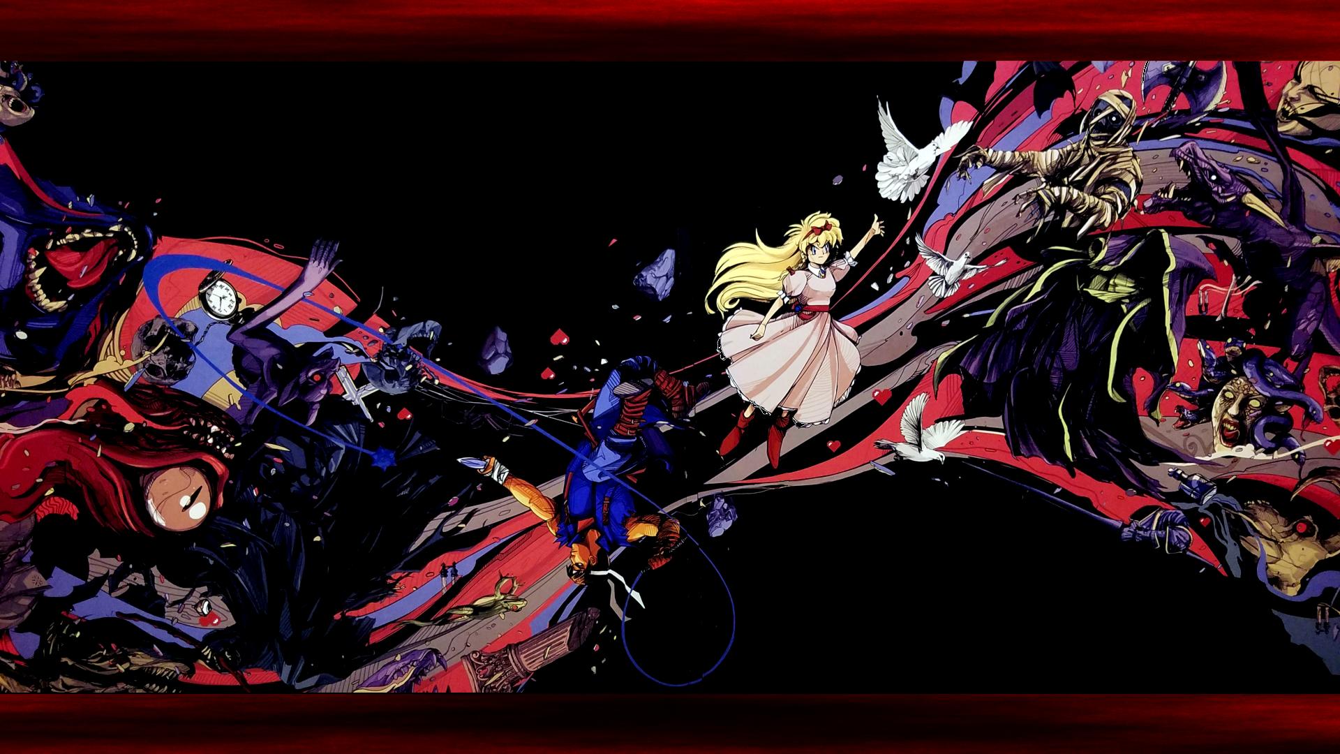 Akumajou Dracula X Chi No Rondo Details Launchbox Games Database