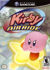 Kirby Air Ride - Box - Front