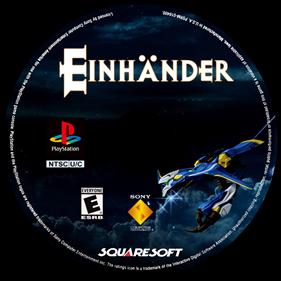 Einhänder - Fanart - Disc