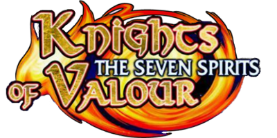 Knights of Valour: The Seven Spirits - Clear Logo