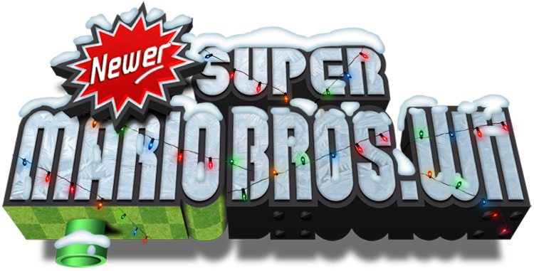 Newer Super Mario Bros  Wii: Holiday Special Details