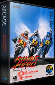 Riding Hero - Box - 3D