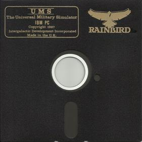 UMS: The Universal Military Simulator - Disc