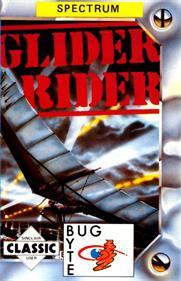 Glider Rider - Box - Front