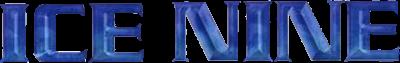 Ice Nine - Clear Logo