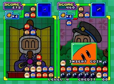 Bomberman: Panic Bomber - Screenshot - Gameplay