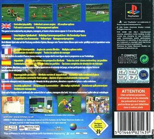 Onside Complete Soccer - Box - Back