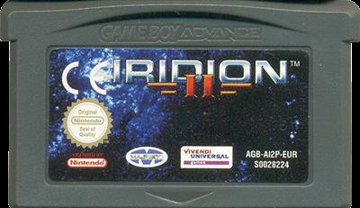Iridion II - Cart - Front