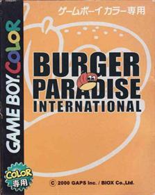Burger Paradise International
