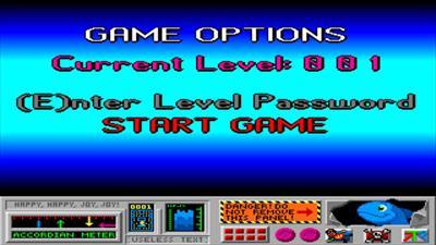 4-Get-It - Screenshot - Game Select