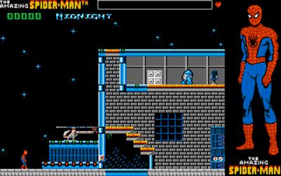 The Amazing Spider-Man - Screenshot - Gameplay