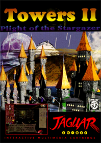 Towers II: Plight of the Stargazer