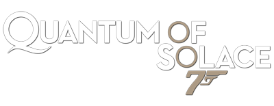 007: Quantum of Solace - Clear Logo