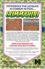 Commando - Box - Back