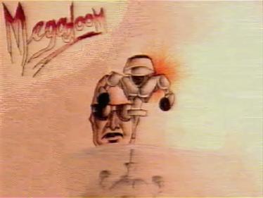 Megadoom - Screenshot - Game Title