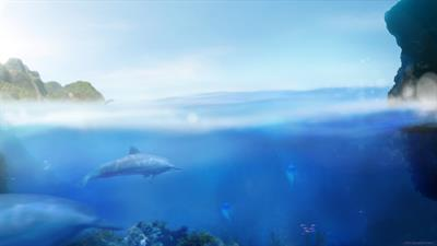 Ecco the Dolphin: Defender of the Future - Fanart - Background