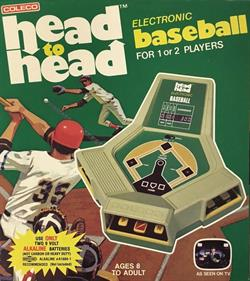 Head to Head: Electronic Baseball