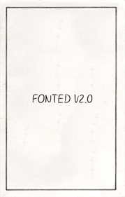Fonted V2.0