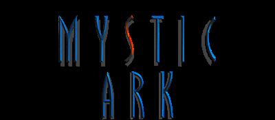 Mystic Ark - Clear Logo