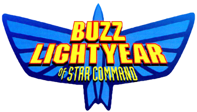 Buzz Lightyear of Star Command - Clear Logo