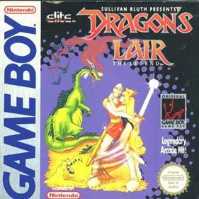 Dragon's Lair: The Legend - Box - Front