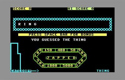 Zapped 128 - Screenshot - Gameplay
