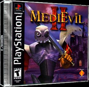 MediEvil II - Box - 3D