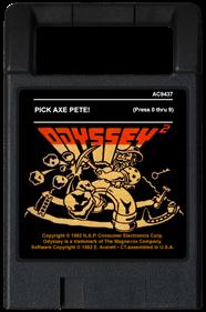 Pick Axe Pete! - Cart - Front