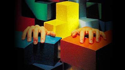 Block Out - Fanart - Background