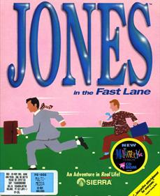 Jones in the Fast Lane: Enhanced CD-ROM