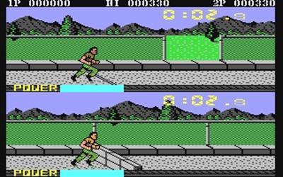 Combat School - Screenshot - Gameplay