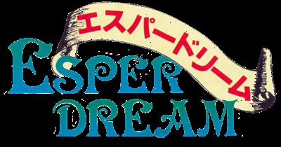 Esper Dream - Clear Logo