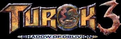 Turok 3: Shadow of Oblivion - Clear Logo