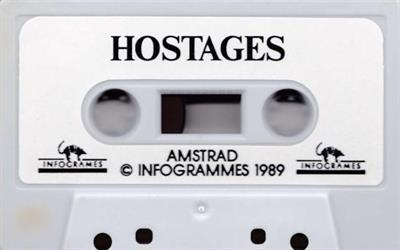 Hostages - Cart - Front