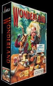 Wonderland - Box - 3D