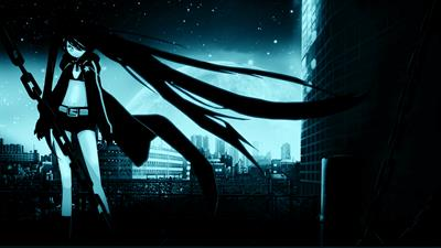 Black Rock Shooter: The Game - Fanart - Background