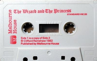 The Wizard and the Princess - Cart - Front