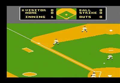 Pete Rose Baseball - Screenshot - Gameplay