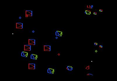 Space Duel - Screenshot - Gameplay