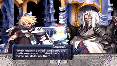 Ar tonelico: Melody of Elemia - Screenshot - Gameplay
