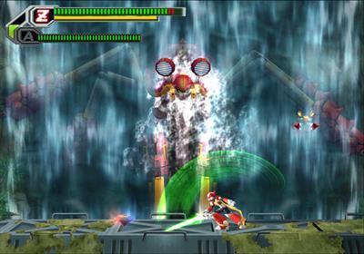 Mega Man X8 - Screenshot - Gameplay