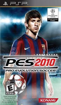 PES 2010: Pro Evolution Socccer