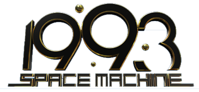 1993 Space Machine - Clear Logo