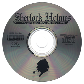 Sherlock Holmes: Consulting Detective - Disc