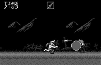 Makaimura for WonderSwan - Screenshot - Gameplay