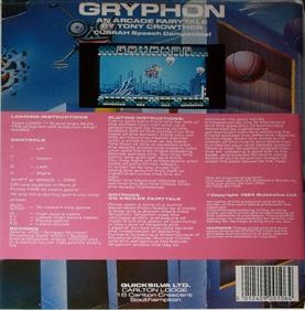 Gryphon - Box - Back