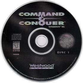 Command & Conquer (Special Gold Edition) - Disc
