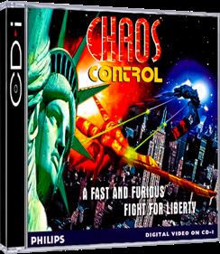 Chaos Control - Box - 3D