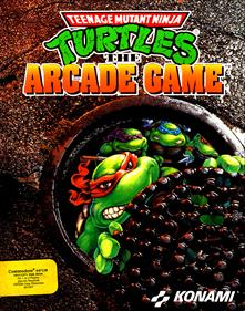 Teenage Mutant Ninja Turtles : The Arcade Game