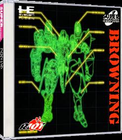 Browning - Box - 3D